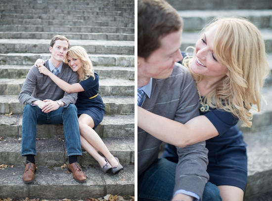 Minnesota Engagement Session By Erin Bell Photography
