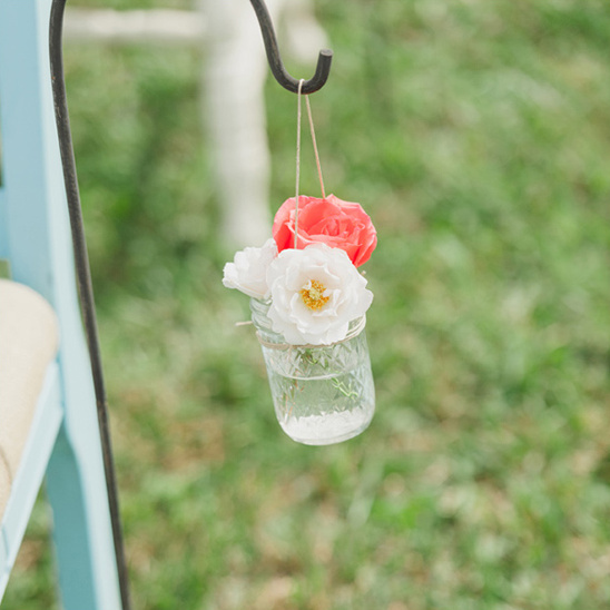 simple outdoor ceremony decoration ideas