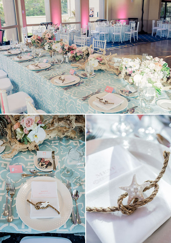 ocean inspired wedding ideas