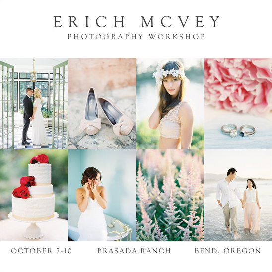 Erich McVey Photography Workshop