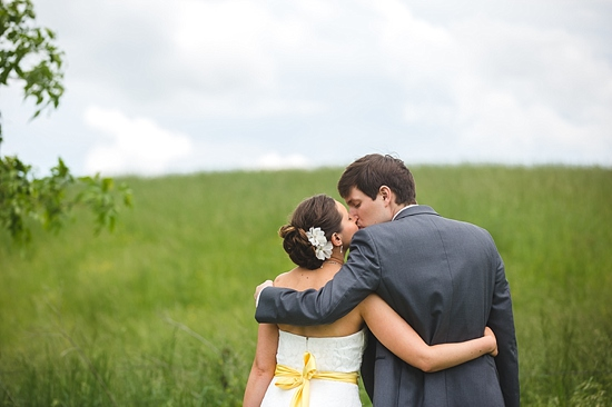 Yellow Farm Wedding
