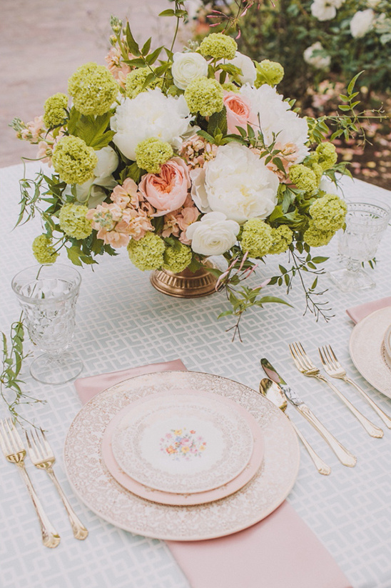 pastel wedding ideas from A Charming Occasion