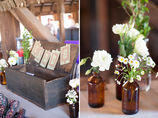 rustic card box ideas