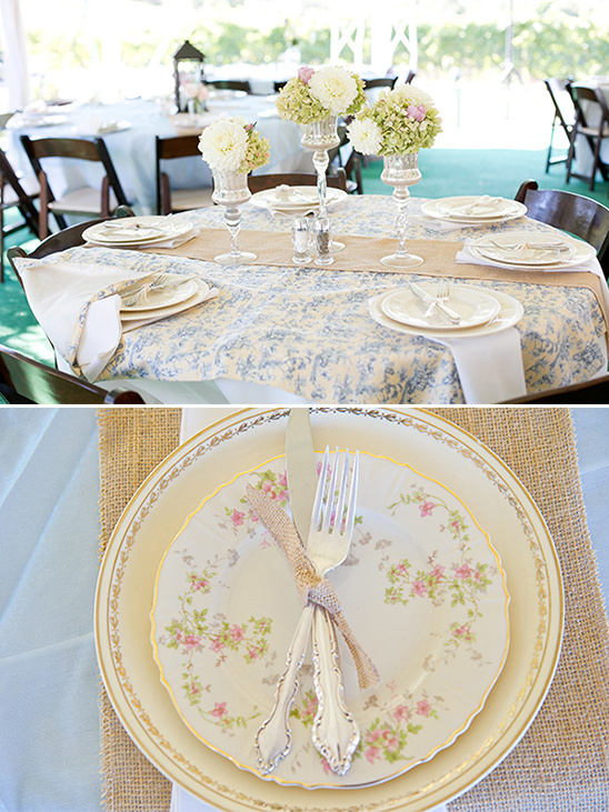 country table decor ideas