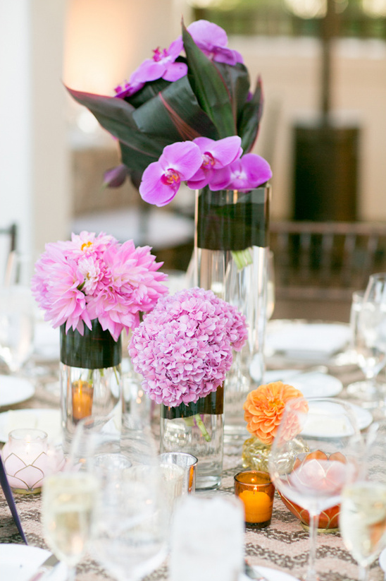 floral center piece ideas