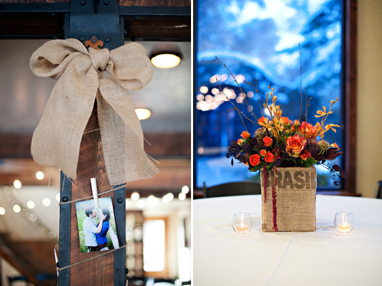 burlap decoration ideas