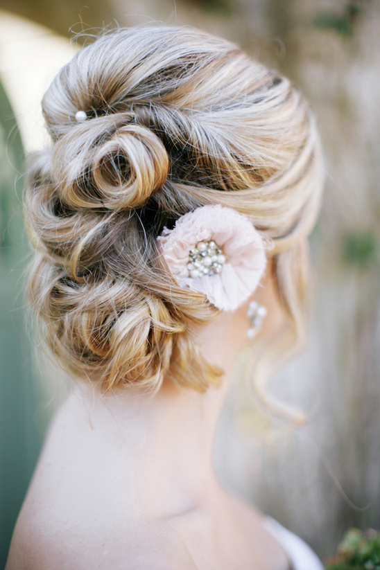 bridal hair ideas from Hair By Amy