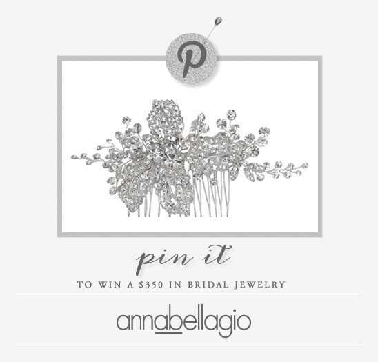 Anna Bellagio bridal jewelry