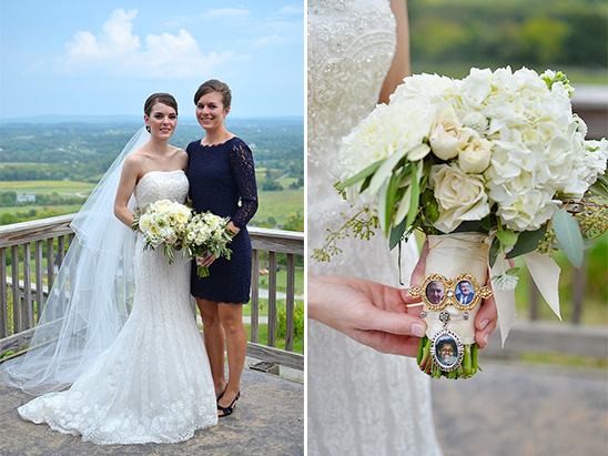 Blue and white wedding ideas from bluemont vineyards for Blue and white weddings