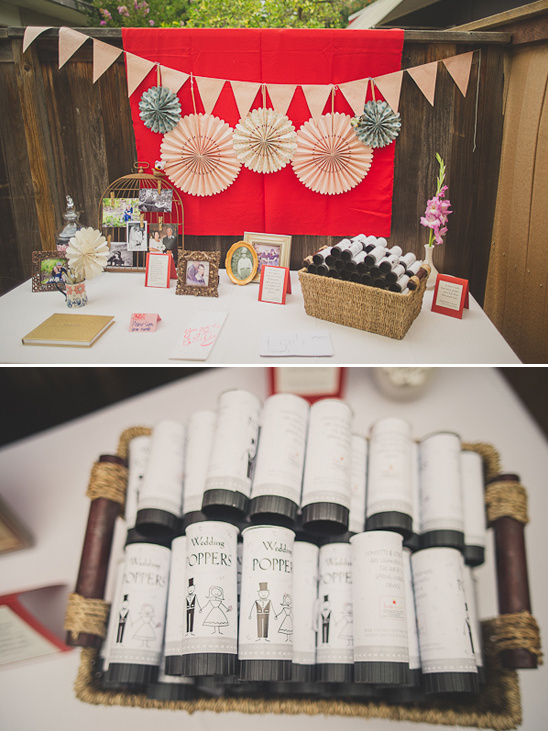 wedding poppers for ceremony