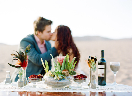 desert tablescape ideas