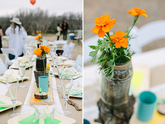 indie wedding decor ideas