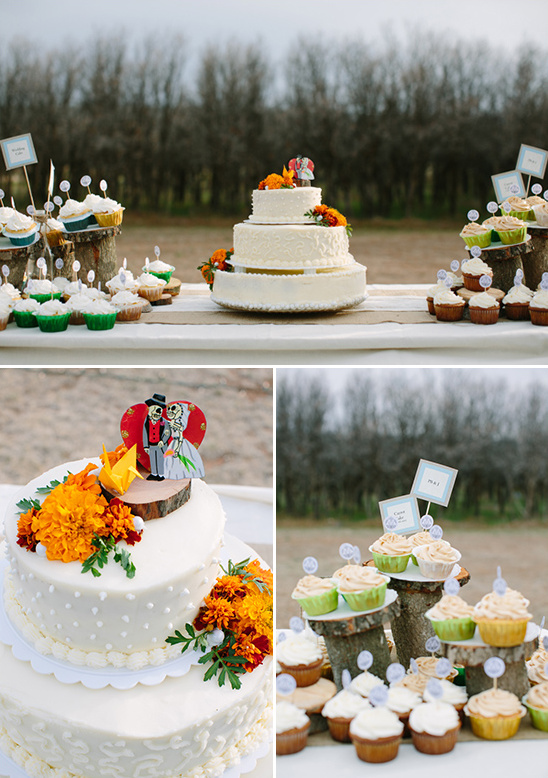 dessert wedding table