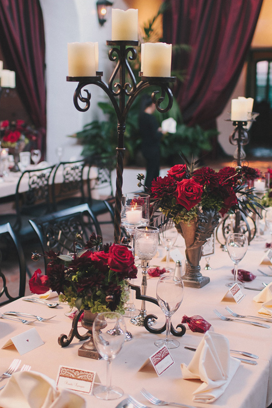 romantic tablescapes from Alegria by Design