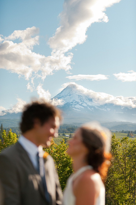 Mt. Hood Organic Farms Wedding