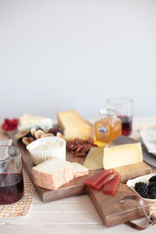ideas for a cheeseboard