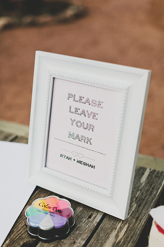 guestbook sign ideas