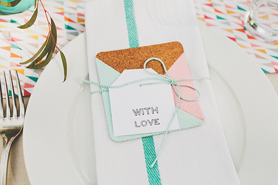 coaster wedding favor