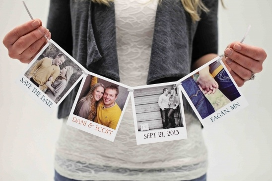 Save the Date Card Ideas