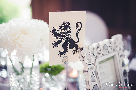 Caitlyn and Chris' Personalized Wedding Stationary