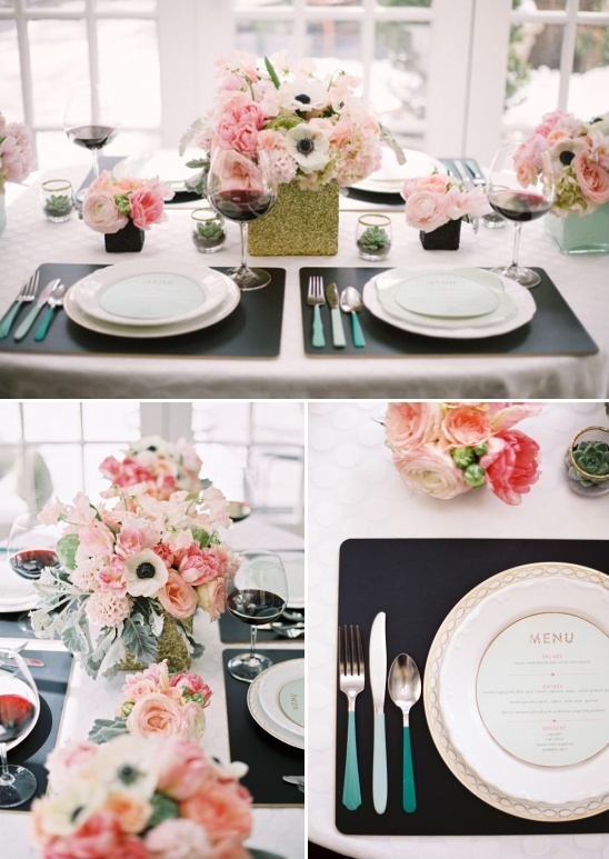glamorous table decor ideas