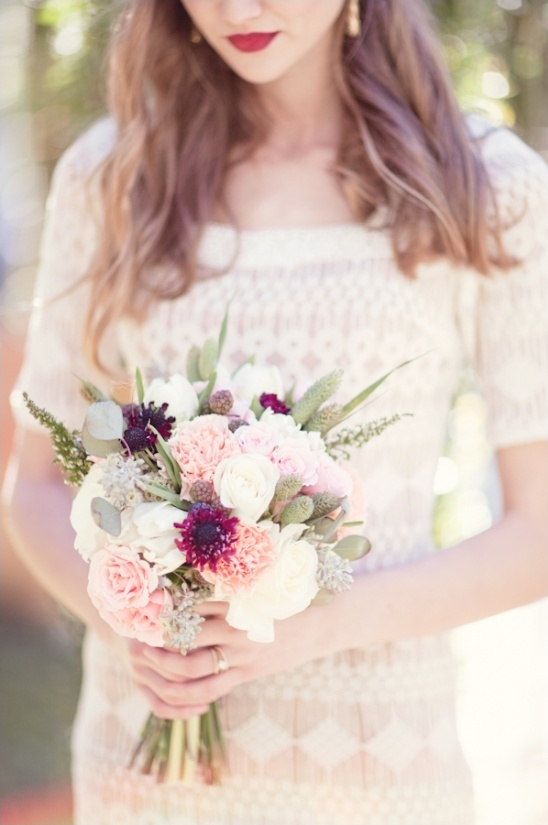 boho chic bridesmaid ideas