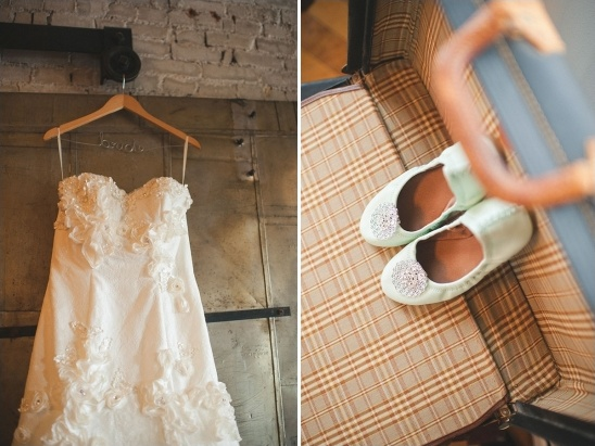 mint green wedding shoes by Lucky Brand