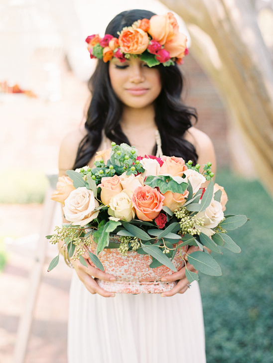 rose centerpiece ideas from Something Special in Flowers