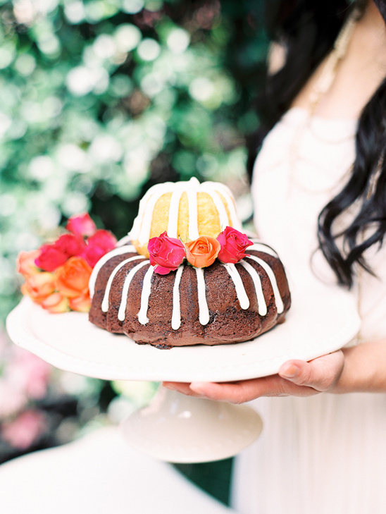 layered bundt cake by Nothing Bundt Cakes