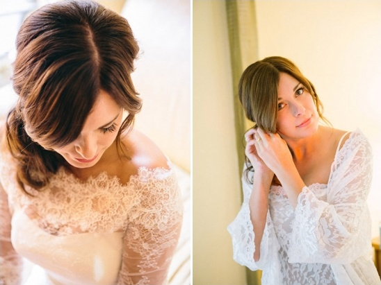 soft bridal hair and makeup ideas by Jenni Huse of Just Jenni Style