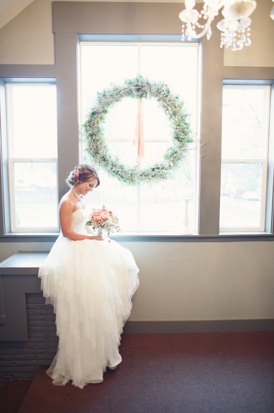 Sincerity wedding gown by Justin Alexander