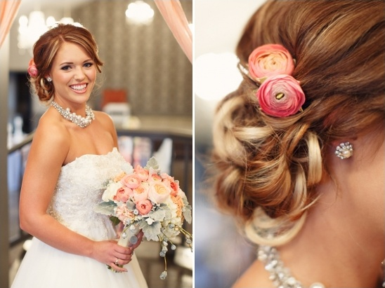bridal looks by Portland Make-up & Hair