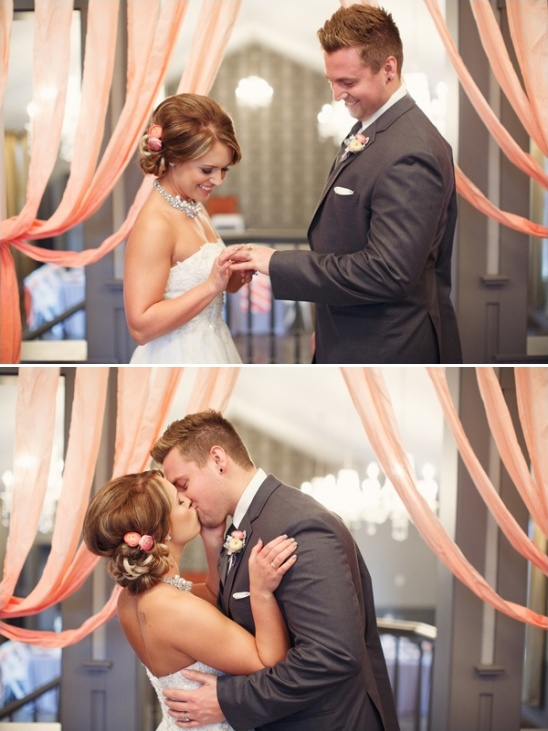 indoor ceremony ideas at Bella Via