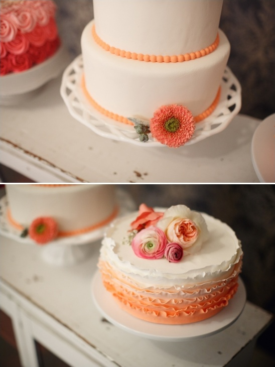 wedding cakes by Sweet Story Bakery