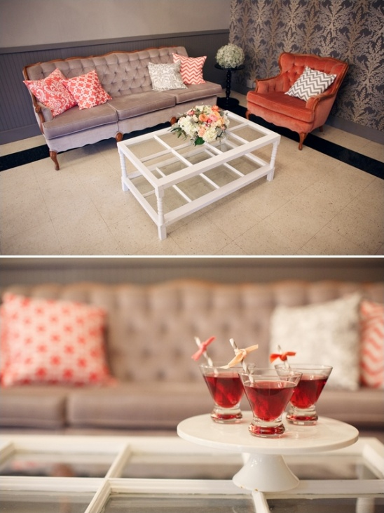 chic lounge ideas from Champagne Wedding Coordination