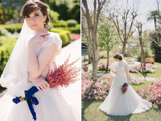 classic bridal looks by Leilani Cooper