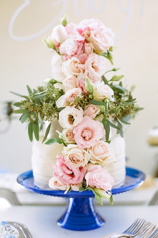 wedding cake by A Sweet Event