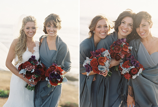 Dessy gray bridesmaid dresses