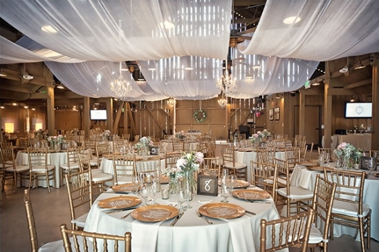 reception layout ideas