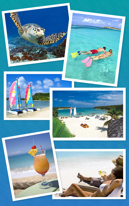 Caribbean vacation