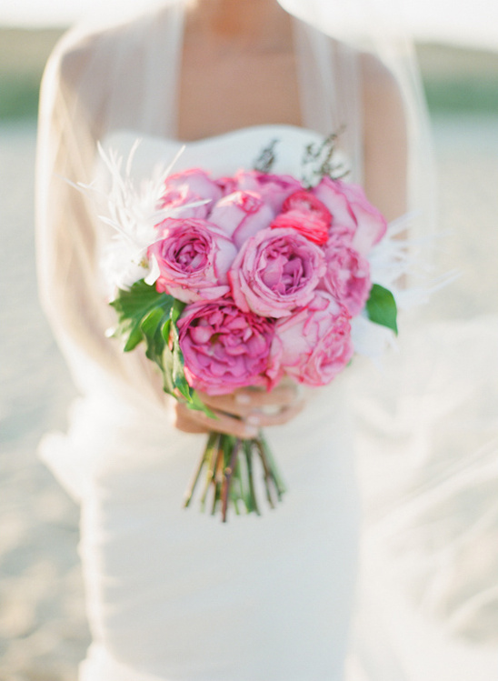 pink bouquet by Petal Floral Design