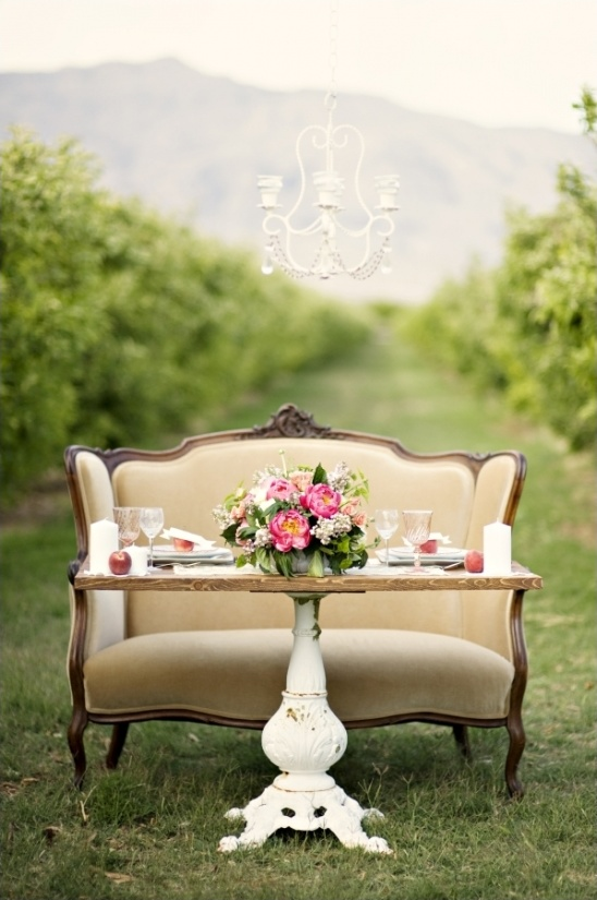 vintage table decoration ideas