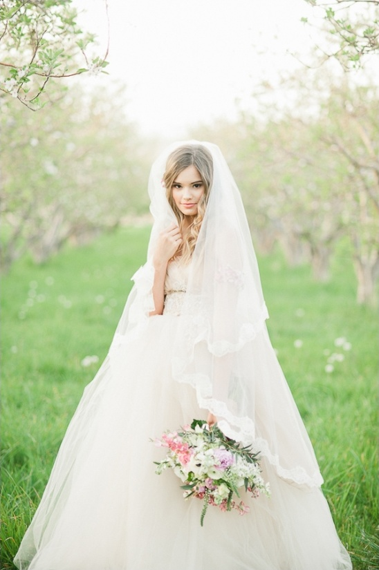 veil by Wedding Gowns by Daci