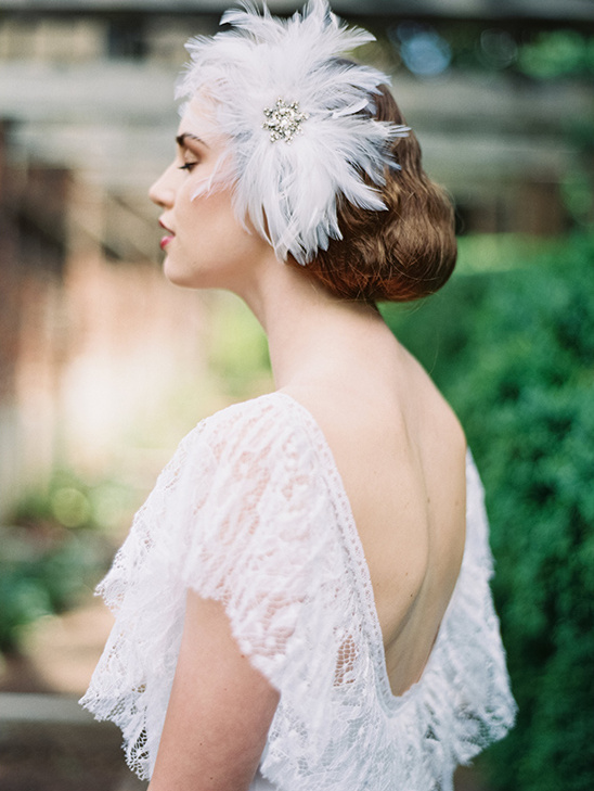 Enchanted Atelier Headpiece Sophie Plume