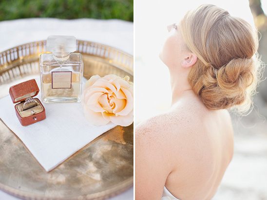 romantic bridal session ideas