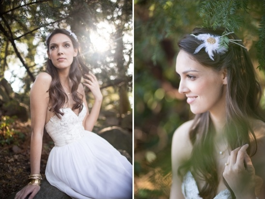 goddess bridal inspiration