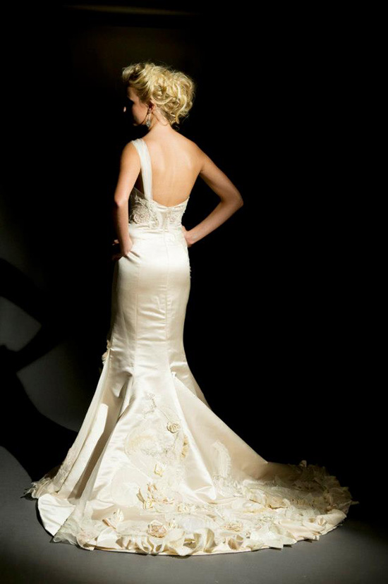 Eugenia Couture 3812 Back