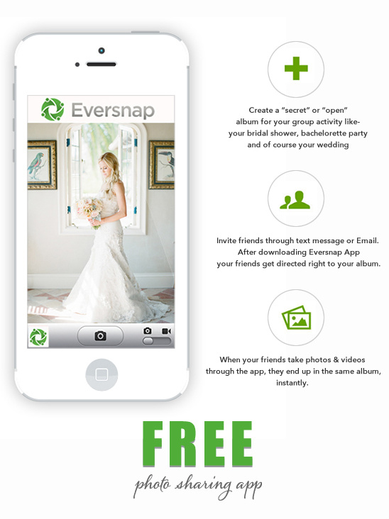Free Photo Sharing App From Eversnap