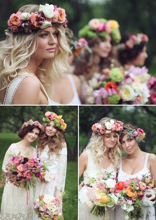 boho chic photo shoot designed by Latte Decor