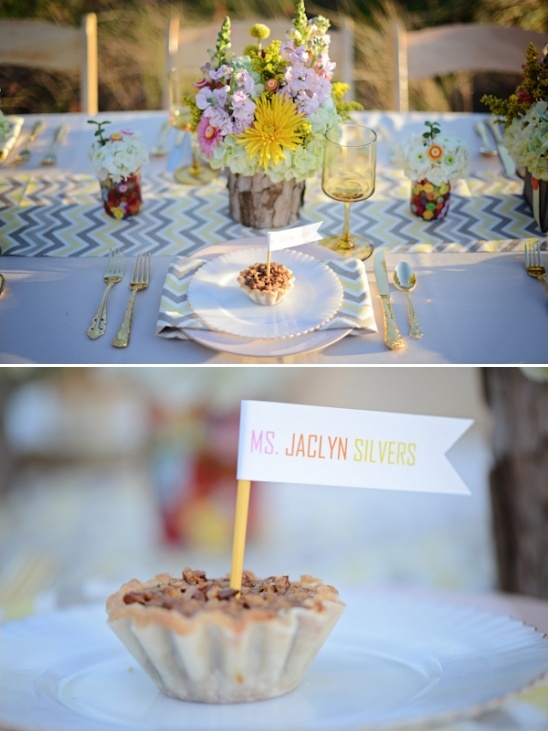 seating and place card ideas